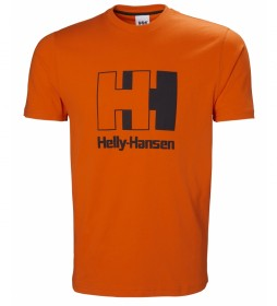 Helly Hansen T-shirt HH Logo orange