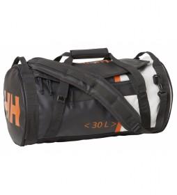 Helly Hansen Backpack Bag HH Classic Duffel 2 grey / 30L / 50x27.5x27cm