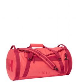 Helly Hansen Bolsa HH Duffel 2 rojo, 30L -50x27x27cm-