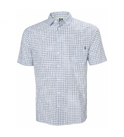 Camisa Fjord QD SS blanco