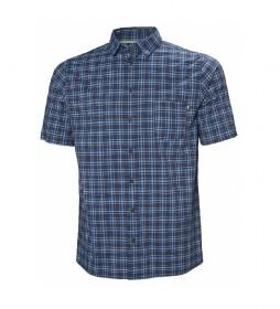 Camisa Fjord QD SS marino