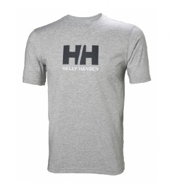 Helly Hansen T-shirt HH Logo grey