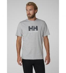 Helly Hansen Maglietta HH Logo grigio