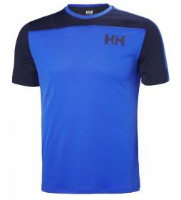 Helly Hansen T-shirt Lifa active blue