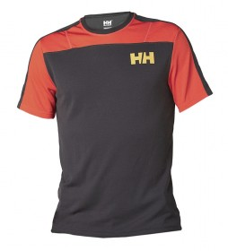 Helly Hansen Lifa active grey t-shirt