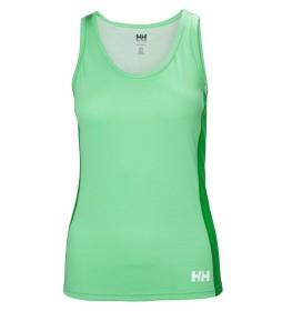 Helly Hansen Lifa Active Light green t-shirt