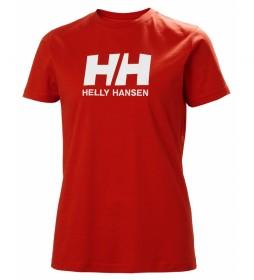 Camiseta W HH Logo rojo