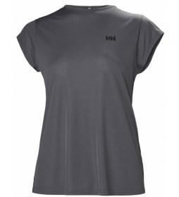 Helly Hansen Camiseta W HP Racing marino grisáceo