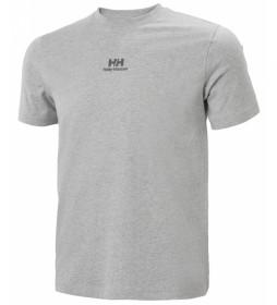 Camiseta Yu20 Logo gris