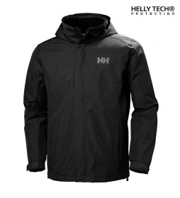 Helly Hansen Chaqueta Dubliner negro -Helly Tech® Protection-