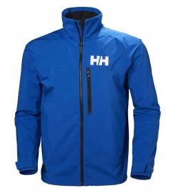 Helly Hansen HP Racing waterproof jacket blue