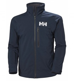Helly Hansen Chaqueta impermeable HP Racing Midlayer marino