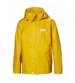 Chaqueta imperneable JR Moss amarillo / Helox+ / YKK®  /