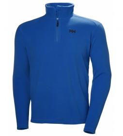 Helly Hansen Polar jacket Daybreaker 1/2 Zip Flece blue / Polartec
