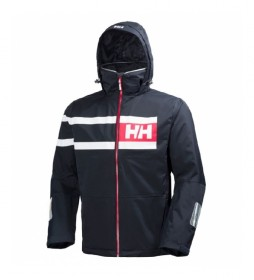 Helly Hansen Chaqueta Salt Power marino -Helly Tech® Protection-