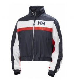 Chaqueta W Breeze Packable Wind Jacket marino  / YKK® /