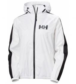 Chaqueta W Vista Packable Jacket blanco / Helly Tech / YKK® /