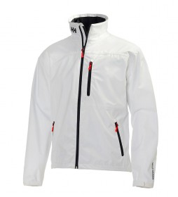 Helly Hansen Chaqueta Crew blanco / Helly Tech® Protection/