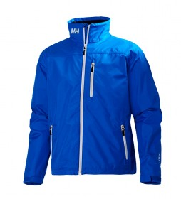 Helly Hansen Blue Crew Jacket -Helly Tech® Protection-