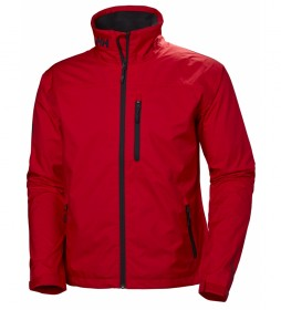 Helly Hansen Crew jacket red - Kelly Tech® Protection