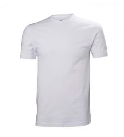 Helly Hansen Camiseta Crew-T blanco