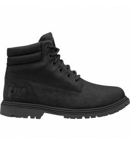 Botas de piel Fremont negro
