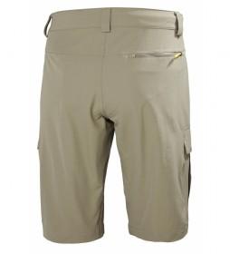 Helly Hansen Carga QD Calças castanhas