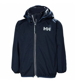 Chubasquero K Helium marino / Helly Tech® Performance