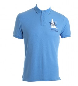 Helly Hansen Polo HP Racing azul