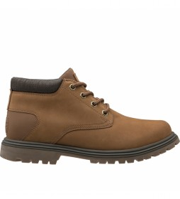 Botas de piel Saddleback Chukka marrón