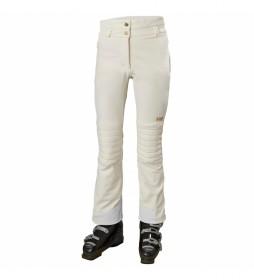 Pantalón de Esquí W Avanti Stretch blanco