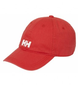 Helly Hansen Gorra Logo rojo