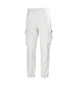 Pantalón HH Arc S21 Ocean blanco