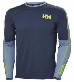 Helly Hansen Lifa Active Crew Thermal T-shirt blue