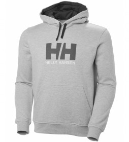 Sudadera HH Logo gris