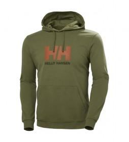 Sudadera HH Logo verde