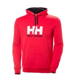 Helly Hansen Sudadera HH Logo rojo
