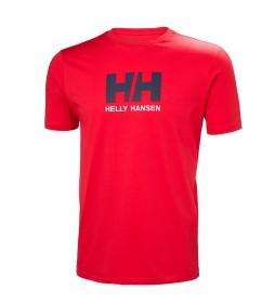 Helly Hansen Camiseta HH Logo rojo