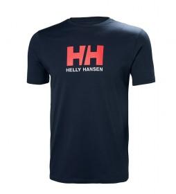 Helly Hansen Camiseta HH Logo navy