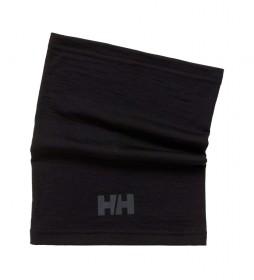 Helly Hansen Tubular HH Merino negro