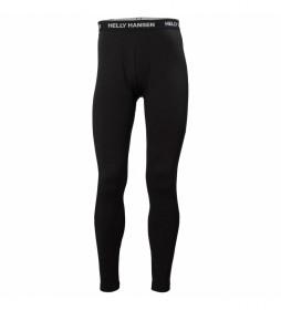 Pantalón Lifa Merino Lightweight negro
