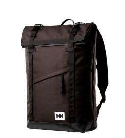 Helly Hansen Mochila Stockholm negro / 29L / 45x15x30cm / Impermeable