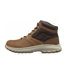 Botas de piel Montreal V2 marrón