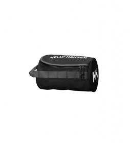 Neceser HH Wash Bag 2 negro -23x13.5x13.5cm-