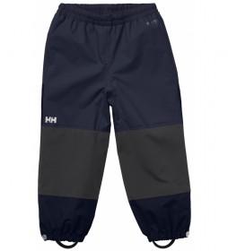 Pantalones K Shelter marino