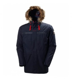 Helly Hansen Parka Coastal 2 navy