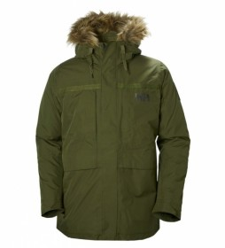 Helly Hansen Parka Coastal 2 green