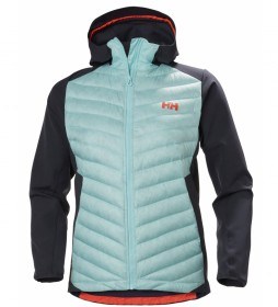 Helly Hansen Down W Verglas Light Mint