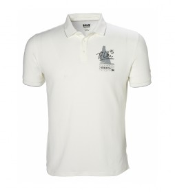 Helly Hansen Polo HP Racing blanc