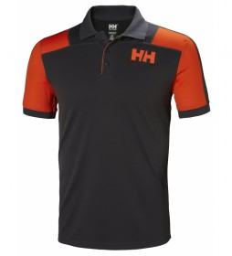 Helly Hansen Polo Lifa Active grey
